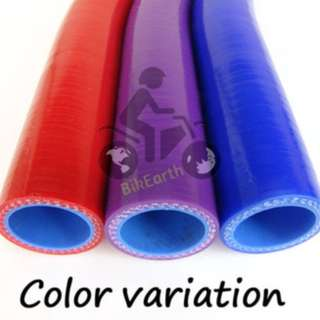 Honda CB400 Silicon Radiator Hose colour