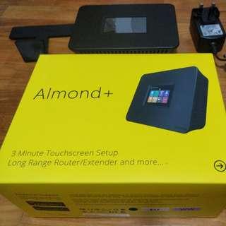 Securifi almond+ AC1750 + home automation