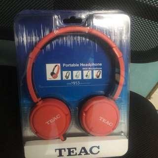 Brandnew Teac Headphone
