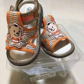 Preloved Fiffy Baby Shoes (Size: 15cm)