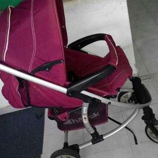 hauck stroller
