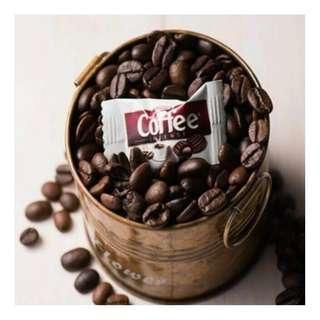 土耳其 Tayas 塔雅思咖啡夾心糖 1桶1000公克