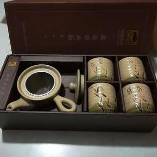 BN Ceramic Tea Set