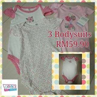 Body suits set Hudson baby