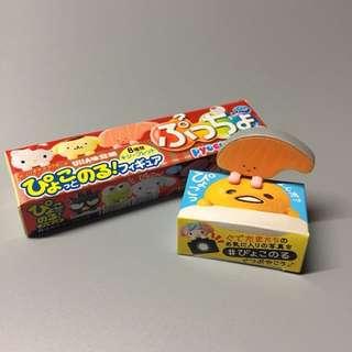 杯緣子 Sanrio 三文魚 連糖