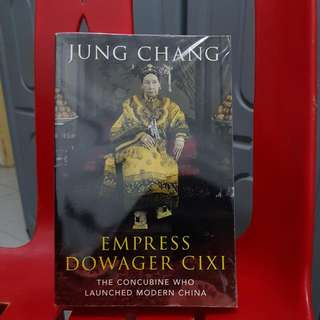 ⚠️Best CONDITION ⚠️ Empress Dowager CiXi ,The Concubine Who Launched Modern China
