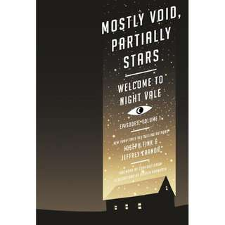 Mostly Void, Partially Stars (Joseph Fink & Jeffrey Cranor)