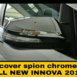 Cover spion chrome ALL NEW INNOVA reborn 2016