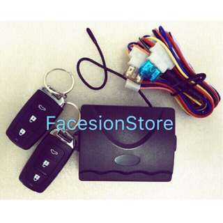 Car Alarm System With 10P Socket