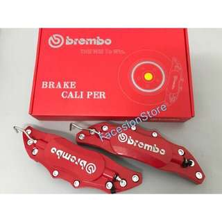 Brembo Disc Brake Cover - Alloy (2pcs)