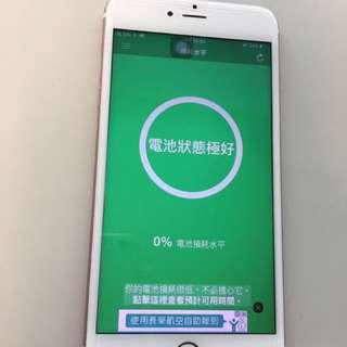 🚚 iPhone 6s Plus 玫瑰金 16g