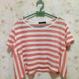 Baju stripe RMP