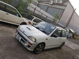 SUBARU Vivio RX-SS 1998