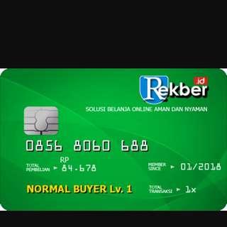 Rekber ID 08568060688