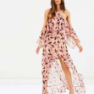 AIRLIE Caribbean Maxi Dress (Sz 6) RP $229
