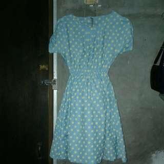 Mini dress Volkadot