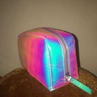 Makeup Bag Hologram