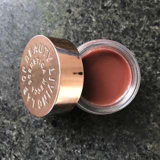 Mecca Chocolate Lip-De-Luscious