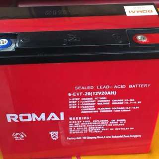 EBIKE BATTERY ROMAI