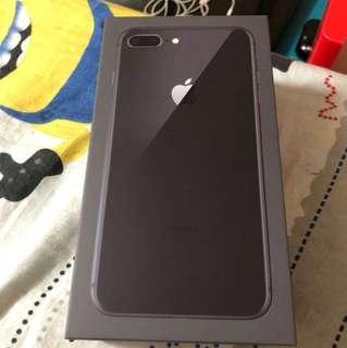 IPhone 8 Plus 64 黑色