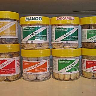 Baguio Products