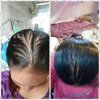 Grow ur hair! Hair growth - Apple stem cells cleanser