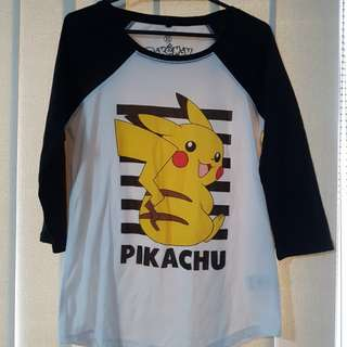 Cute pikachu shirt