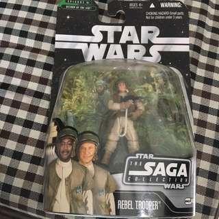 Rebel Trooper Star Wars Hasbro