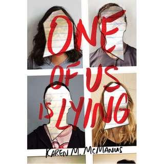 One of Us is Lying (Karen M. McManus)
