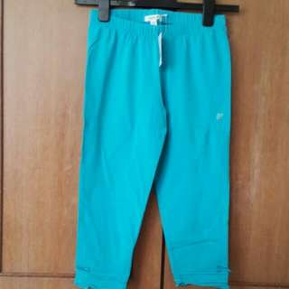 Size 150 Bossini Cotton Pants For Girls Brand New With Tag