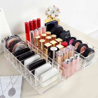 Makeup Storage Acrylic holder