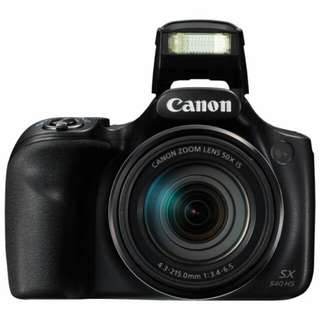 Canon PowerShot SX540 HS WiFi 20.3MP 50x Optical Z