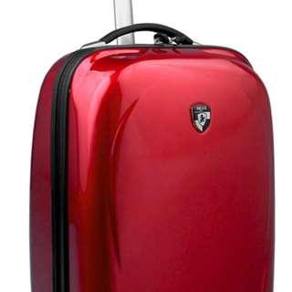 Heys carry-on hardshell luggage