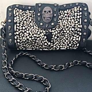 Alexander McQueen Inspired Shoulder Bag