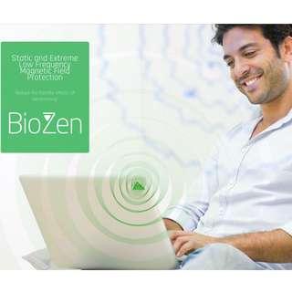 BioZen-Reduce the harmful effects of electrosmog! (Anti radiation sticker)