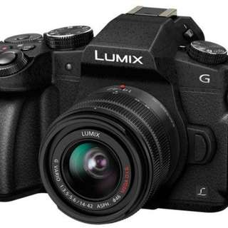 Lumix G85 WITH 14-42mm/f3.5-5.6 ii