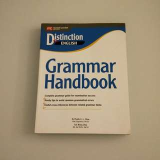 BN Grammar Handbook for Secondary