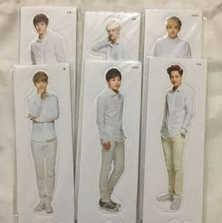 [new] official nature republic EXO standee