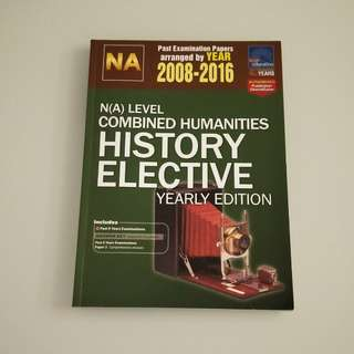 BN History Elective 10 year series