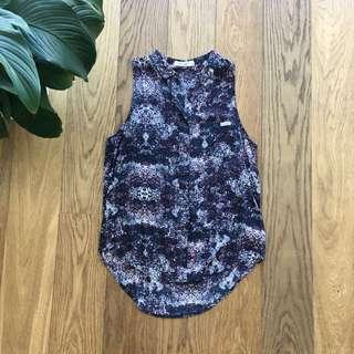 Wrangler Sleeveless Shirt - Size 10