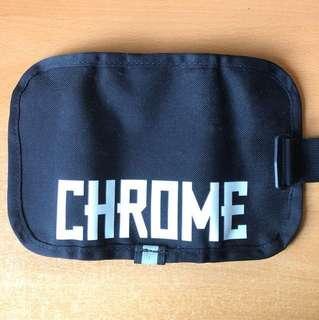Chrome Tool pouch