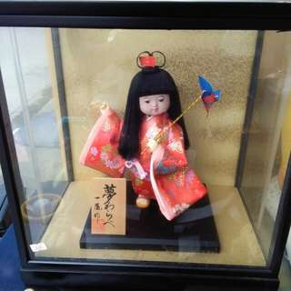 japanese doll display
