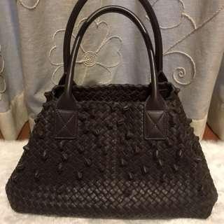Bottega Veneta signature handcrafted bag!