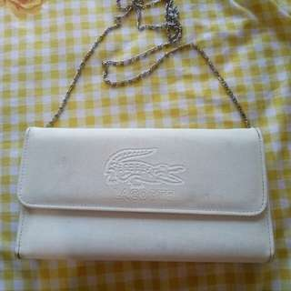 Clutch White SALE