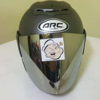 0202***ARC Ritz Helmet For Sale 😁😁Thanks To All My Buyer Support 🐇🐇 Yamaha, Honda, Suzuki