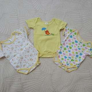 Baby rompers 0-3months