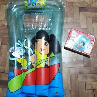 Preloved Dora the Explorer Lifebuoy (salbabida)