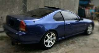 Honda prelude original manual 2.2
