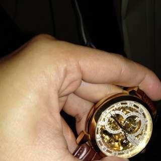 Jam tangan kulit