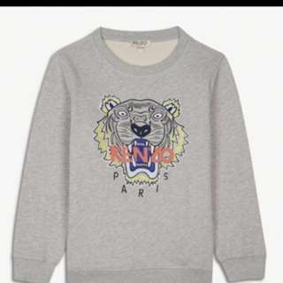 🚚 Kenzo 正品衛衣 16A